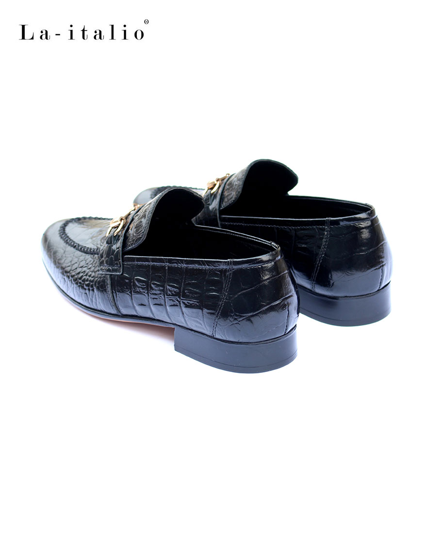 croc slay-black