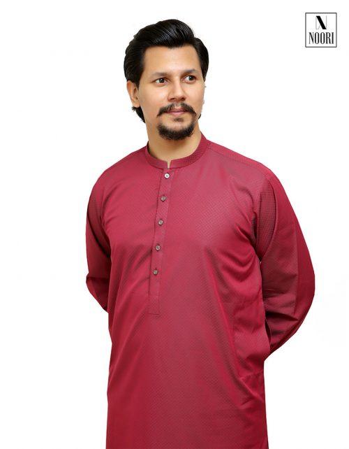 Kurta Shalwar Maroon