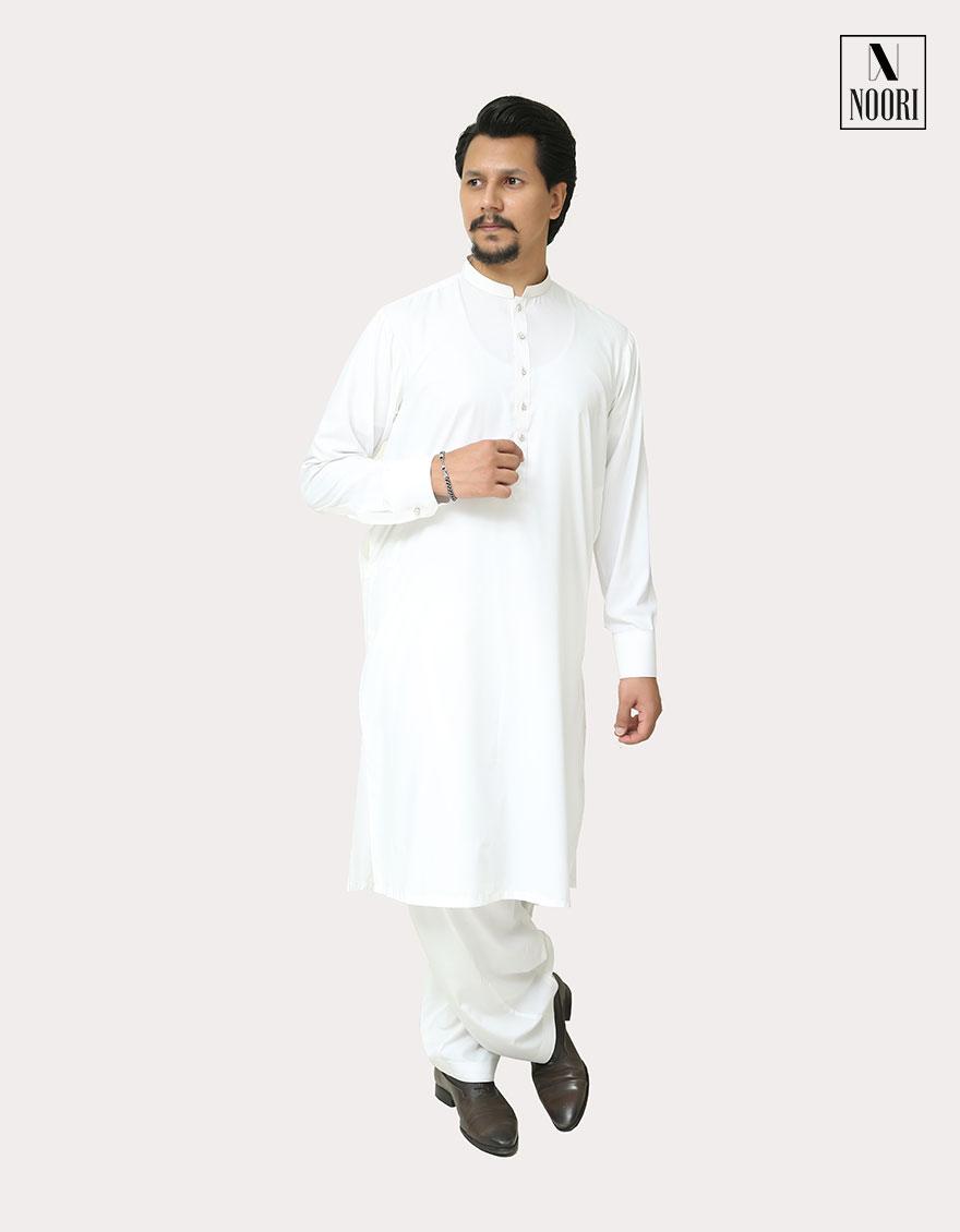 White Kameez Shalwar