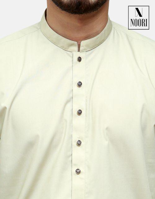 Cotton Camel Kameez Shalwar