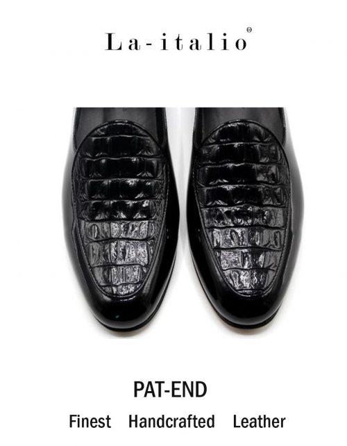 Pat-End Black
