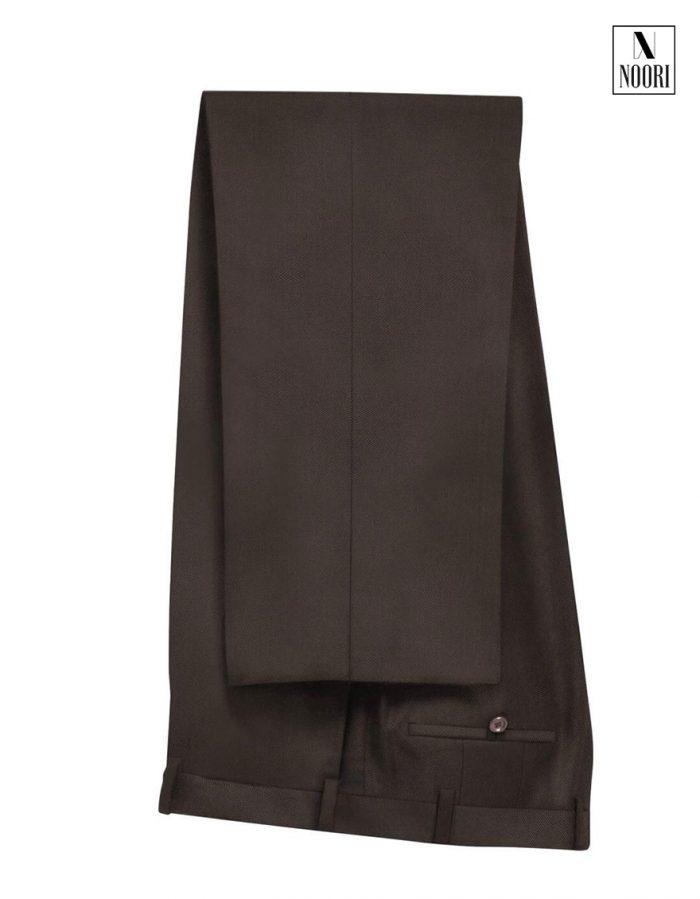 Chocolate Plain Pant