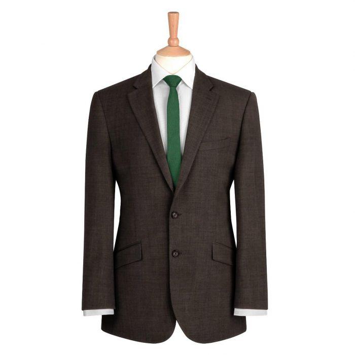 Maroon Plain Suit