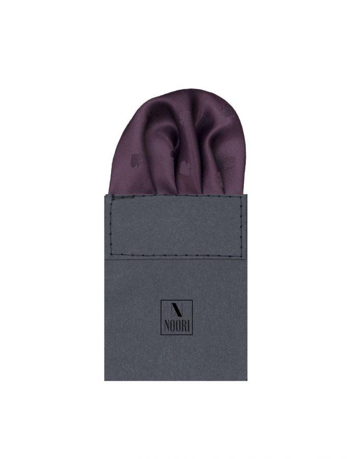 Pocket Square Purple