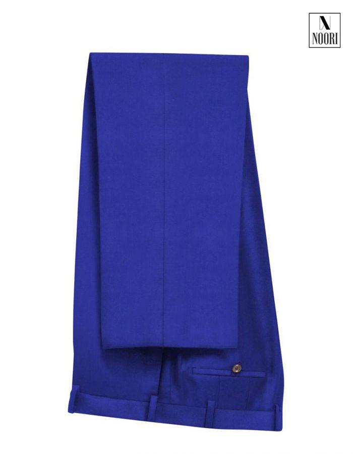 Royal Blue Plain Pant
